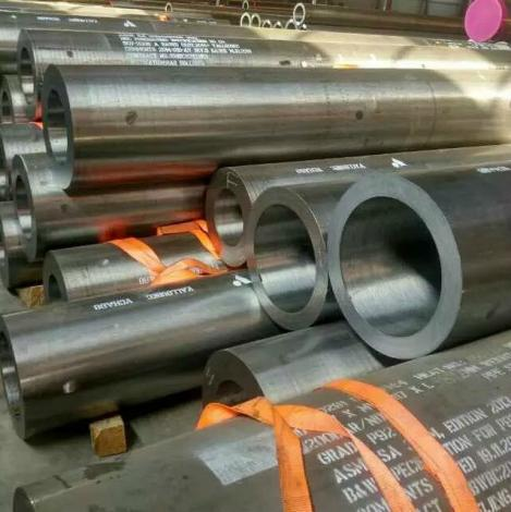 Seamless Pipes for Power Generation